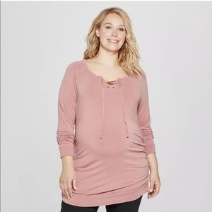 ISABEL MATERNITY   Long Sleeve Sweater XL
